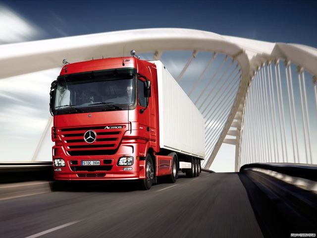 Классификация транспорта для грузоперевозок